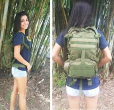 Women and Bug Out Bags