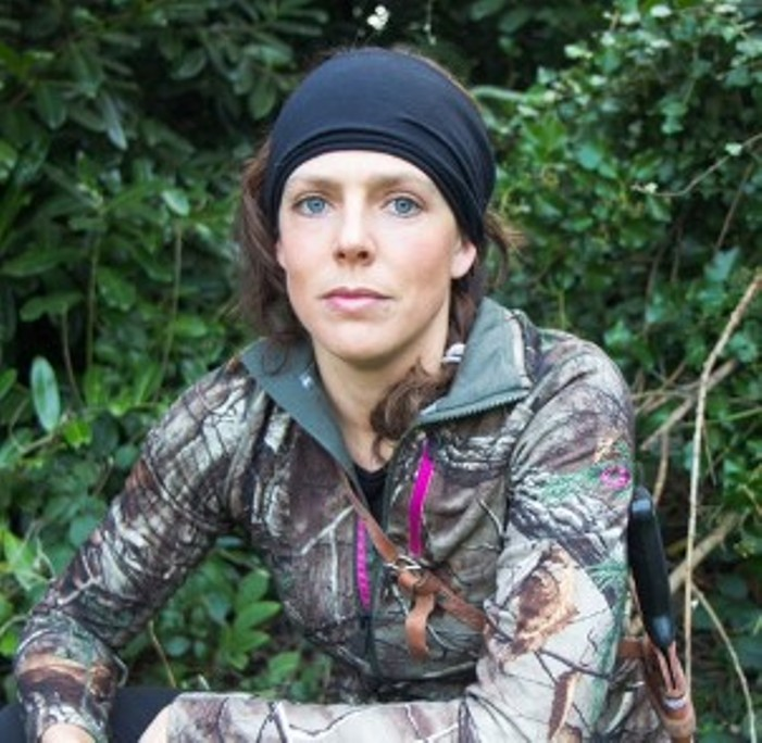 Woman Survival Prepper