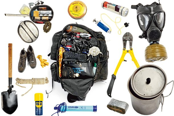 Ready-made Bug Out Bag