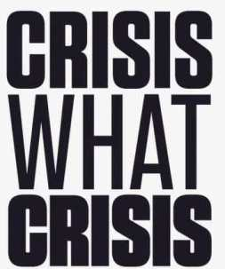 Preparing for What Crisis