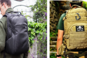 72 Hour Bug Out Bag VS Tactical Bag