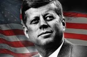 JFK Secret Society Speech Text (Subtitled in Video)