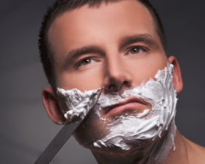 How to shave without a razor