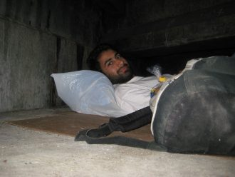 best place for homeless to sleep