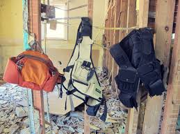 Assorted Bug Out Bags