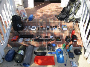 Redistribute Bug Out Bag Supplies