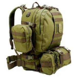 72 Hr. Bug Out Bag