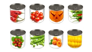 Home Prepper Emergency Water Sources Canned Foods