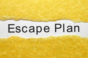 SHTF Scenario: The Escape Plan