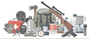 What Equipment is Usually Found in a Pre Packed Bug Out Bag