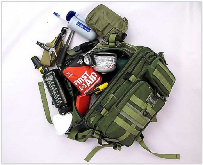 bug out bag list of contents