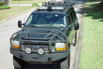 5 Best Survival SUV Vehicles