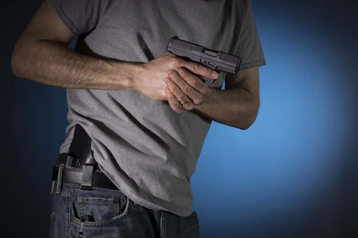 Best Way To Conceal Carry In Summer 5 Storage Options A Bob List