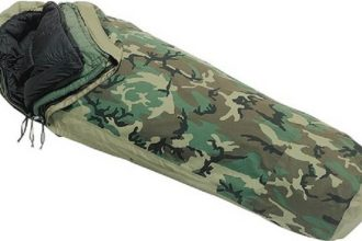 Best Military Sleeping Bag for Backpacking
