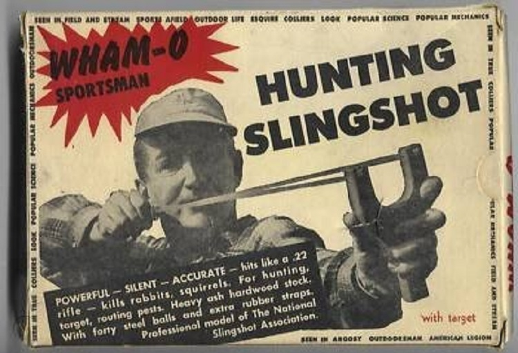 Best Slingshot for Rabbit Hunting
