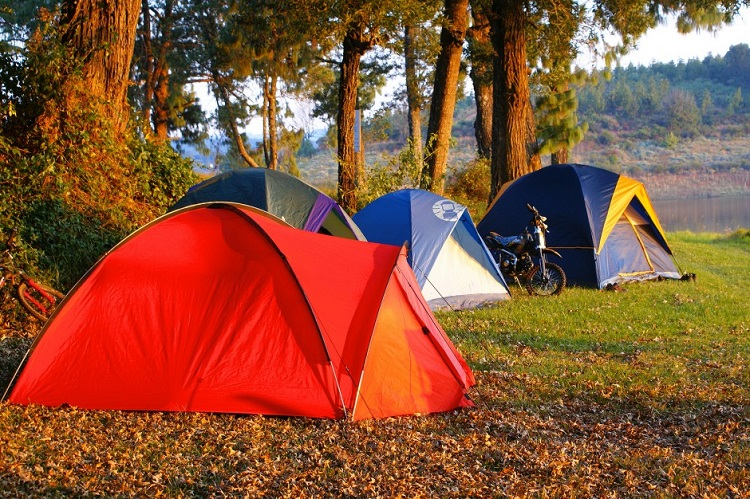 What is the Difference Between a Campsite and a Tent Campsite